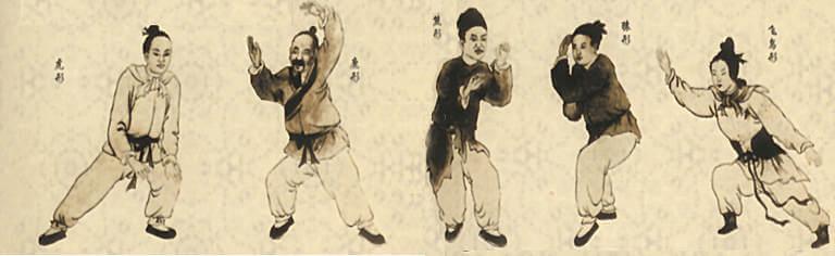 Traitement par le Tai Chi et le Qi Gong